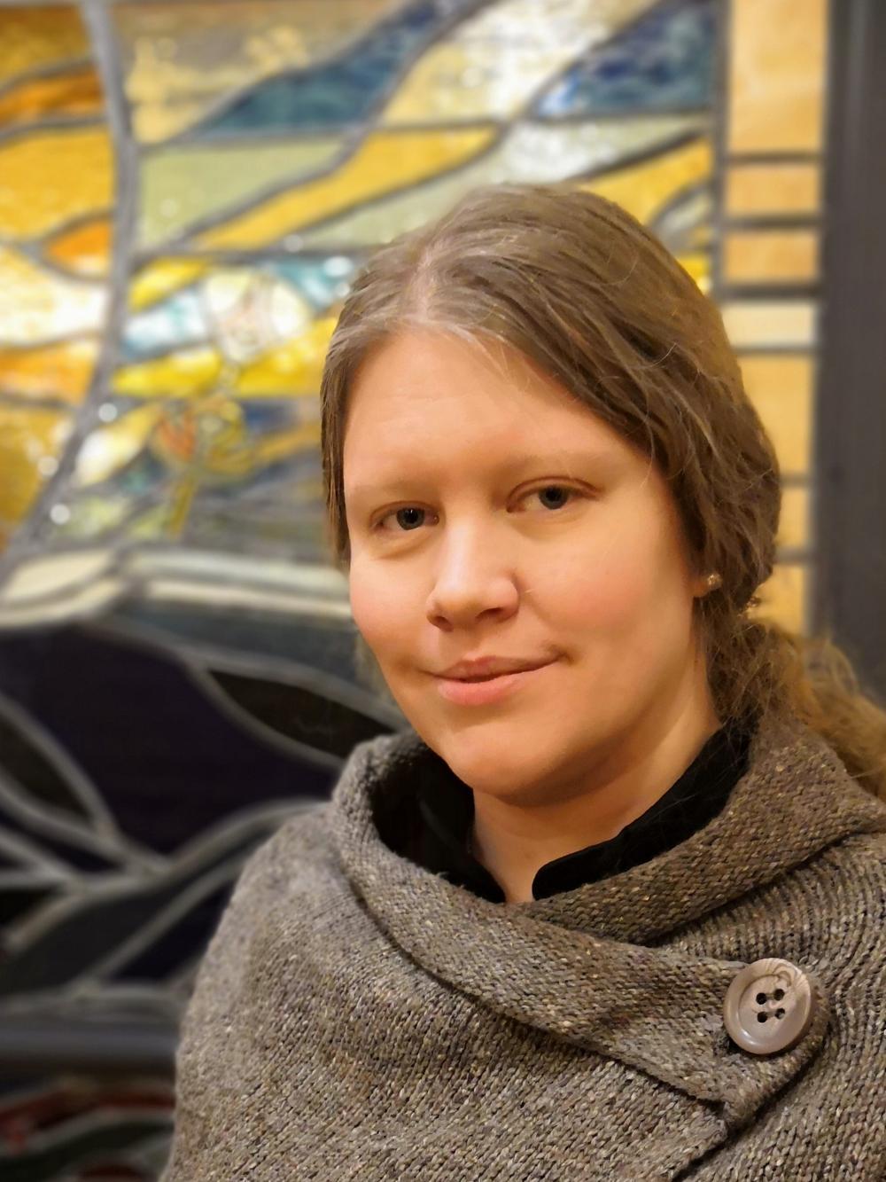 Johanna Björkholm-Kallio